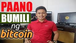 Paano bumili ng Bitcoin?