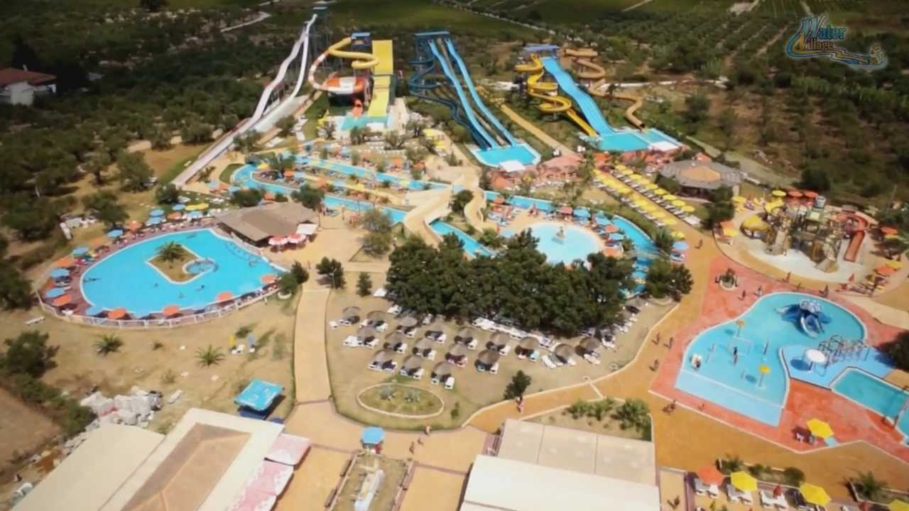 Water park Zante Water Village (official video) Zakynthos ...