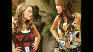 Miley Cyrus & Emily Osment - True Friend