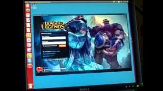Tuto:Installer League of legends LINUX