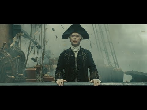Уилл Тёрнер капитан Летучего Голландца. Смерть Катлера Беккета. HD