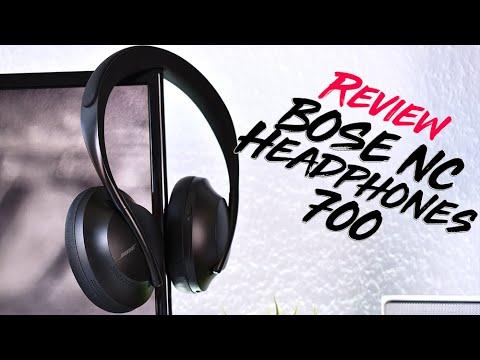 BOSE Noise-Cancelling Headphones 700 - Der beste Noise-Cancelling Kopfhörer?? - Review