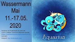 Taroskop Wassermann 11.-17.05.2020
