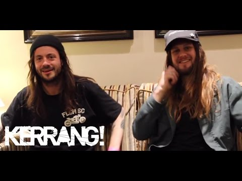 Kerrang! Hit The Deck Podcast: Cancer Bats and While She Sleeps
