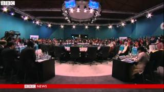 BBC News   G20 summit  Leaders in Brisbane to tackle global economy