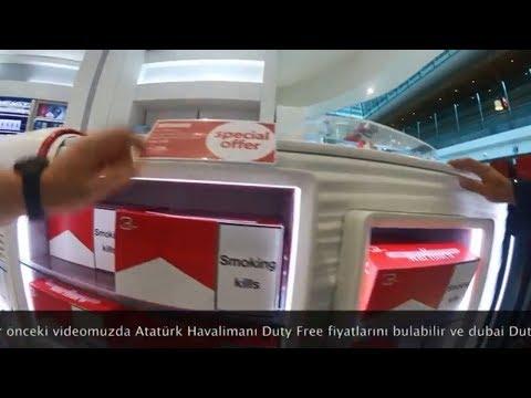 Dubai Airport Duty Free/Dubai Airport Free Shop price/Bölüm1