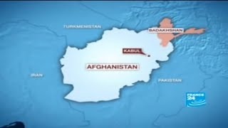 Tajik Taliban kill American & British near China Border