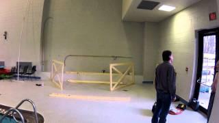 Time Lapse Of Building The Kayak Rack- Rsc Kayak