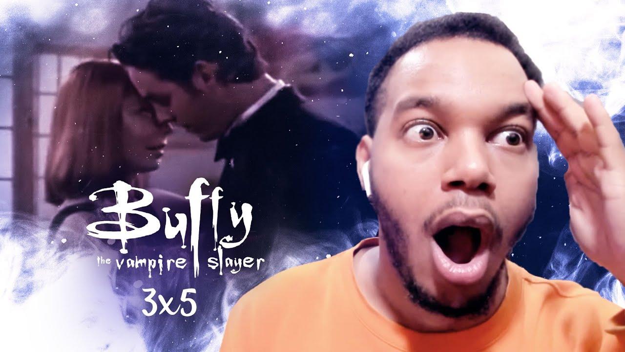 "Download Buffy The Vampire Slayer Season 3 Episode 5 ""Homecoming"" REACTION"