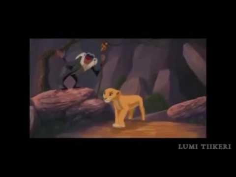 The Lion King II - Kiara's First Hunt Intro (English ...