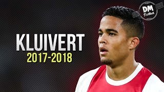 Justin Kluivert ● Incredible Wonderkid ● Best Skills & Goals Ever Hd
