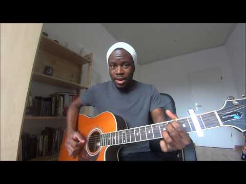 GENTLEMAN - Ric Hassani|EXPLAINED |Guitar Lesson