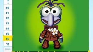How to Draw Gonzo (Muppet Show) - Drawing Tutorial Video