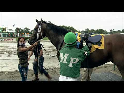 video thumbnail for MONMOUTH PARK 08-29-20 RACE 10