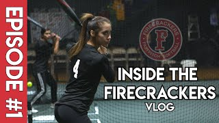 Inside The Firecrackers VLOG: Episode #1