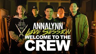 annalynn-welcome-to-the-crew【live-session】