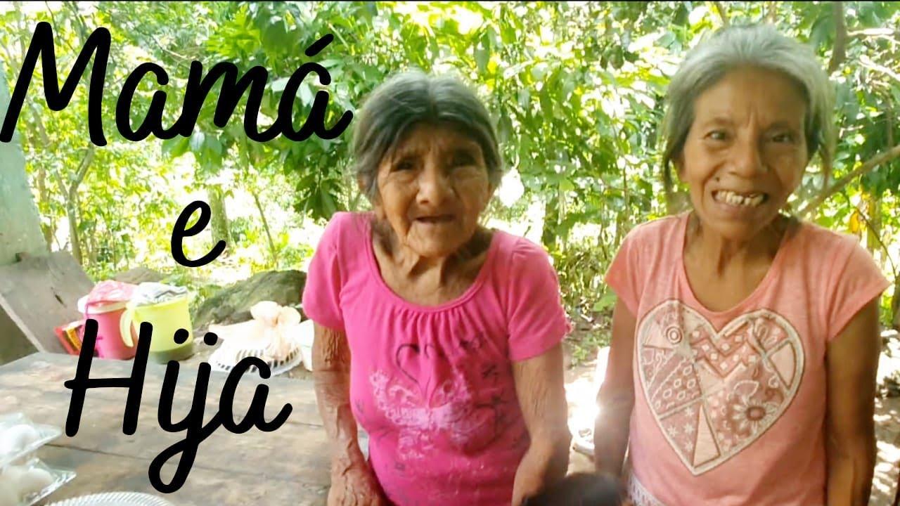 Las encontramos / Buscando a la abuelita Catalina y a la abuelita Blanca.