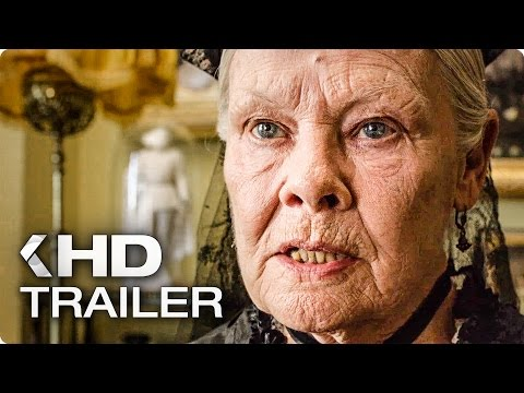 трейлер 2017 - VICTORIA AND ABDUL Trailer (2017)