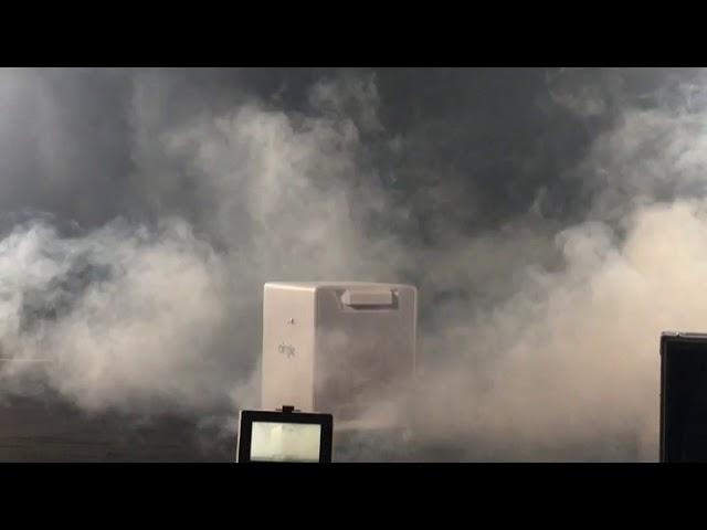 【嘆為觀止】10秒煙消霧散