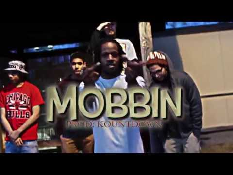 DeeJay - Mobbin ft KDC (Music Video)