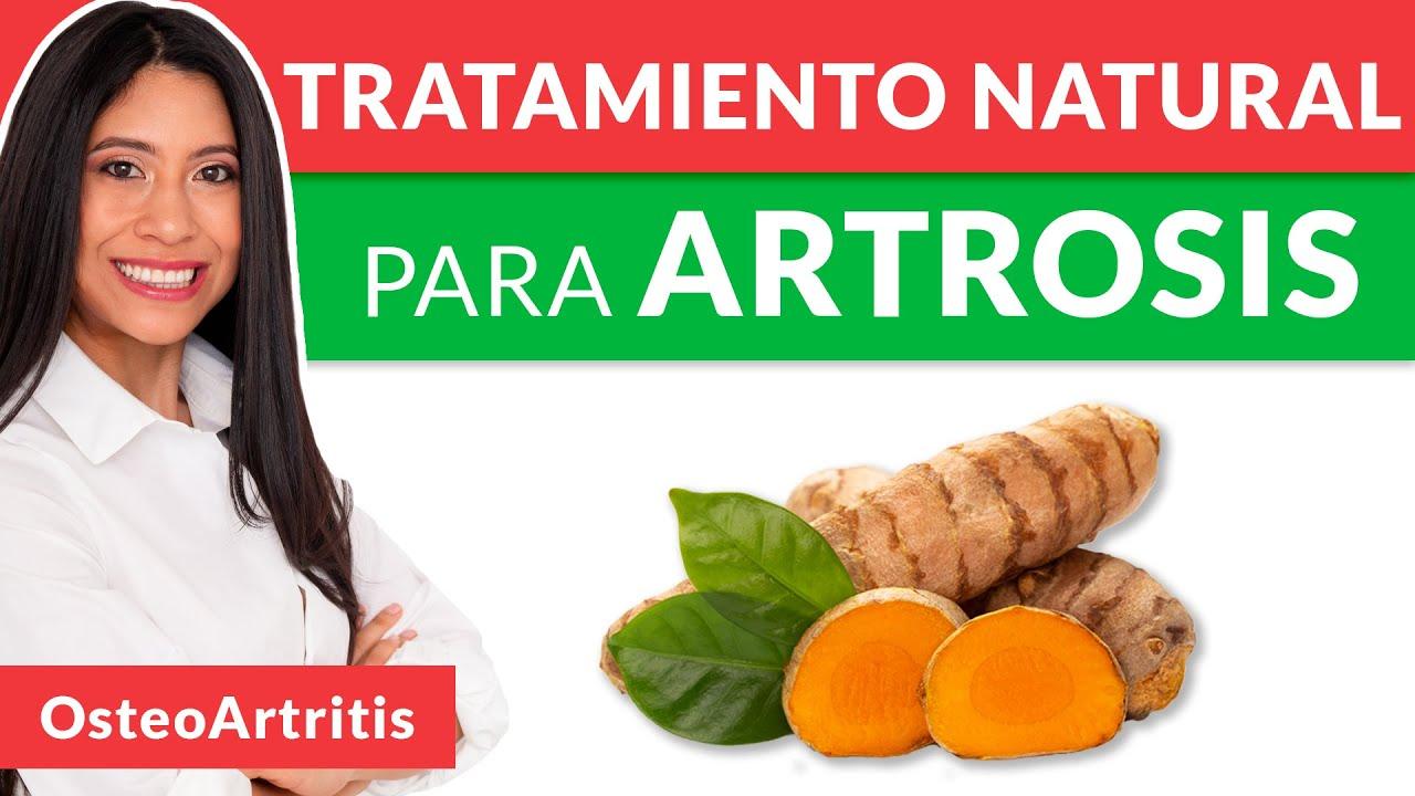 TRATAMIENTO para ARTROSIS - Remedios Caseros para el DOLOR