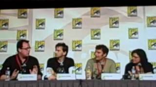 Cultural impact of Doctor Who in Britain - Comic-Con 2009