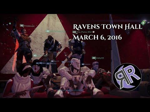 Ravens Town Hall #12 - Mar. 6, 2016