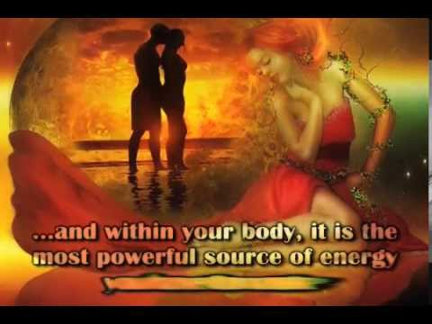 Power Of Human Sexuality-Sexual Energy NEW