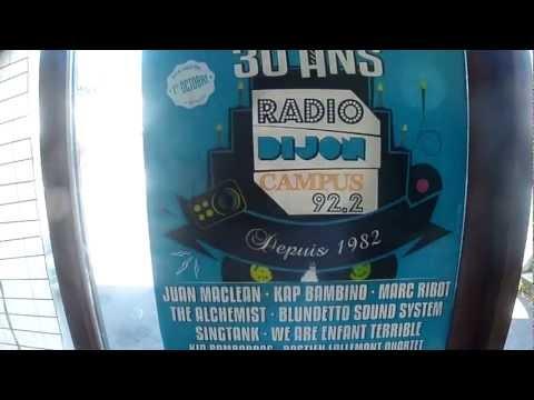 Radio Dijon Campus fête ses 30 ans
