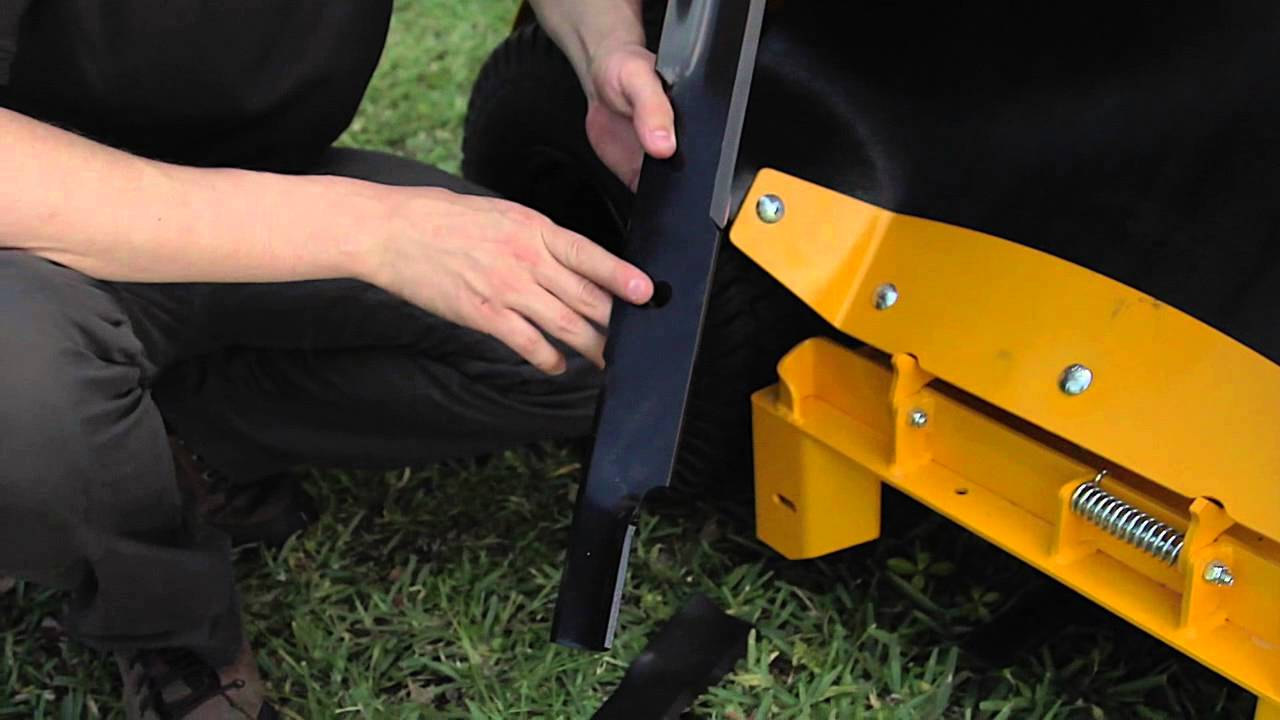 Wright Commercial Mowers Mower Blade Options Youtube Stander Wiring Diagram