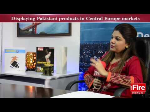 Exclusive TV Interview by Mohammad Wasim Younas Founder & President Bridging Trade Intl