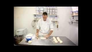 Formado de pan couronne bordelaise