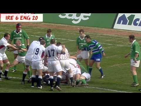 The Vault - England v Ireland, 2003