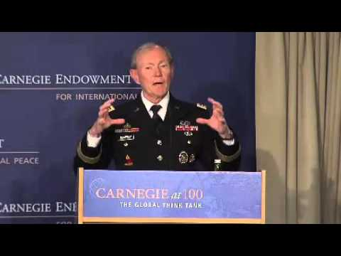 A Conversation with General Martin Dempsey