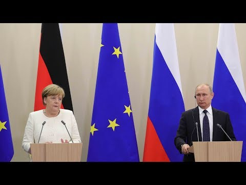 05/18/2018: Is US pushing Germany & Russia closer? | Next steps in Israeli-Palestinian peace process