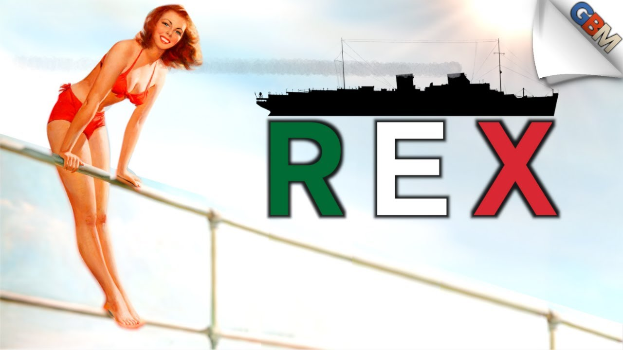 SS Rex: Italy's Ship of State