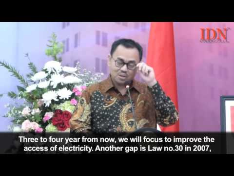 Pushing for Renewable Energy in Indonesia