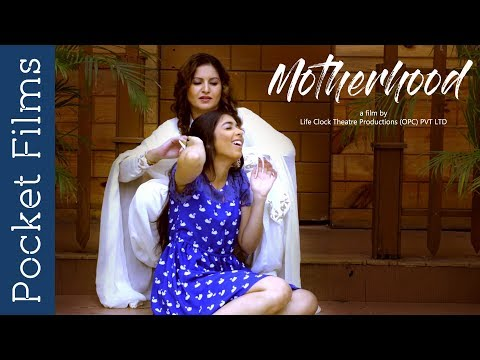 Hindi Touching Short Film - Motherhood   A mother and daughter's relationship story