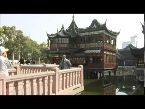 Huxinting Teahouse, Shanghai - China Travel Channel
