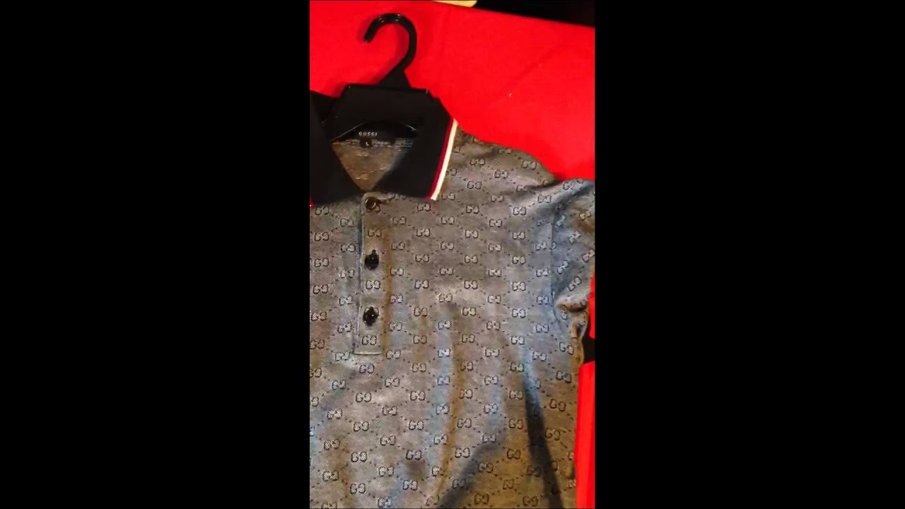 c2fd73f03b1 Gucci Shirt - YouTube