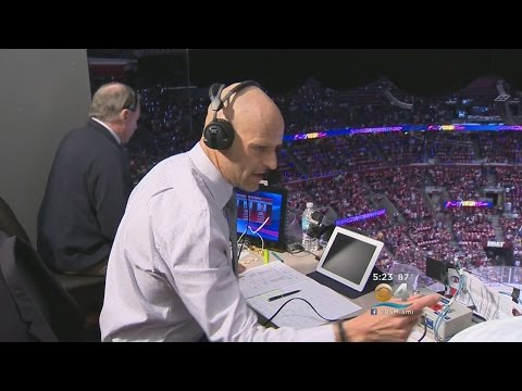 Panthers Play-By-Play Announcer Steve Goldstein Takes Us Behind The Scenes