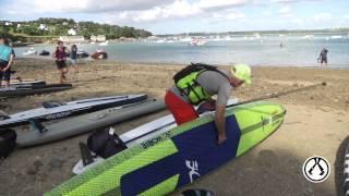 L'Extrem Waterman : une nouveau défi sportif pour les fêtes Entre Terre & Mer 2015