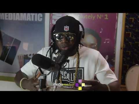 BLACK THUNDER  Live Interview on Paradise FM