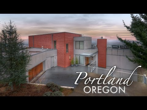 3027 NW Rio Vista Terrace Portland Oregon Amazing View Home Presented by Harnish Properties