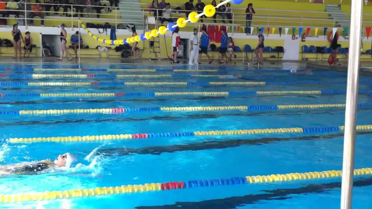 piscinas ubierna burgos elena l pez 200 m espalda a o 97 piscina el plantio