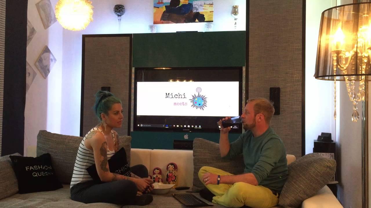 Michi Meets Ex Newtopia Pionierin Kate Merlan Das Exclusiv Interview