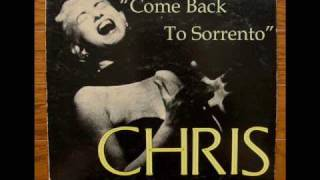 Chris Connor - COME BACK TO SORRENTO