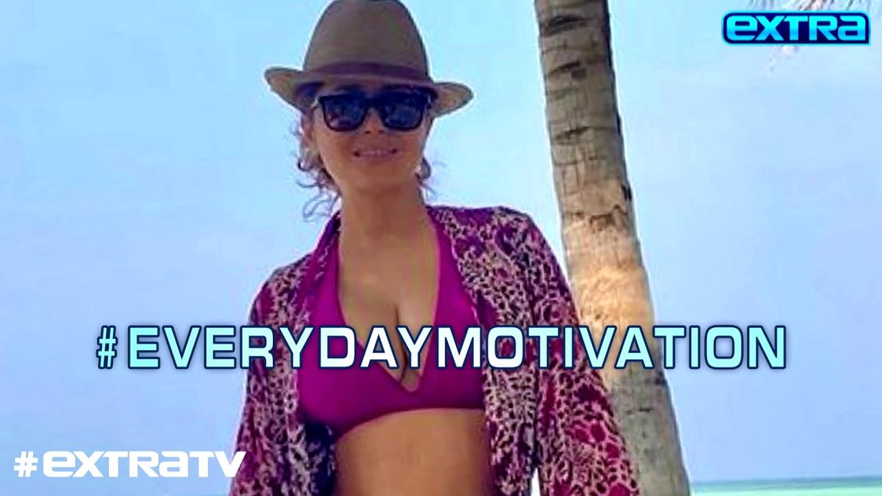 Post-Holiday Motivation! Stars Flaunt Their Bikini Bodies