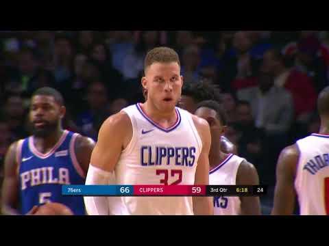 Philadelphia 76ers vs Los Angeles Clippers: November 13, 2017