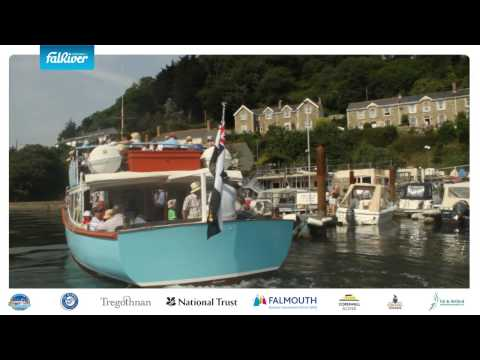 Fal River :: Enterprise Boats Classic River Trips